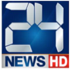 24 News HD Net Worth