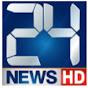 24 News HD Youtube Channel Statistics