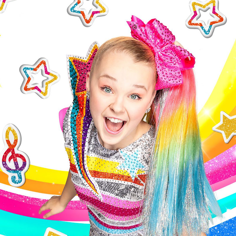 Its JoJo Siwa's photo