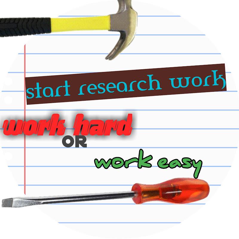 start re-experiment work and tech (start-re-experiment-work-and-tech)