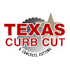 Texas Curb Cut