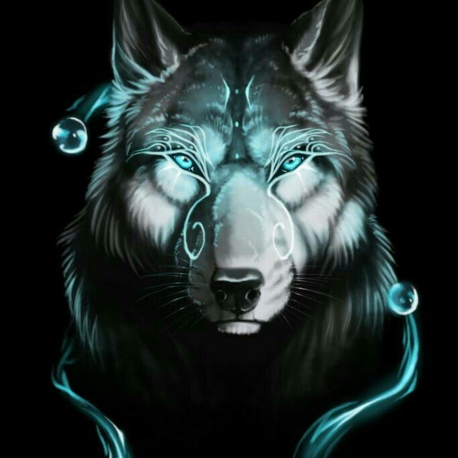 Поздравить, крутые картинки волки