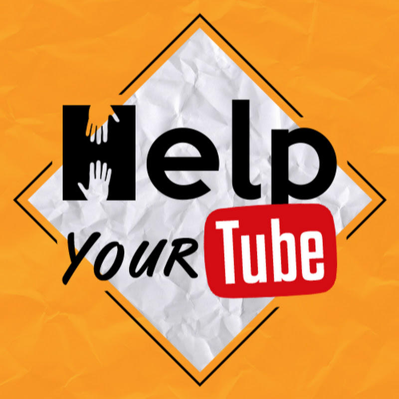 youtubeur HelpYourTube