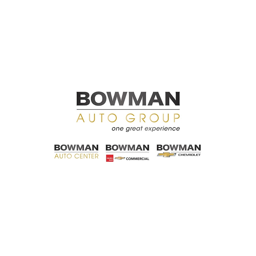 Bowman Auto Center >> Bowman Auto Group Bowman Chevy Youtube