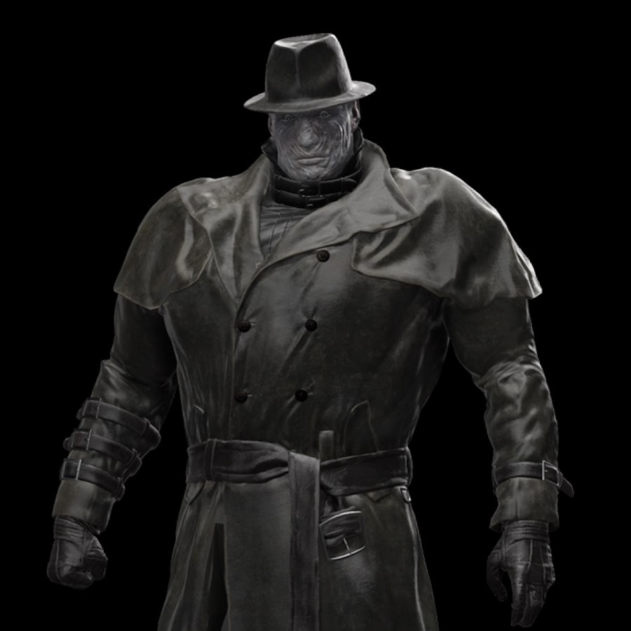 Resident Evil 2 Remake Tyrant Minecraft Skin