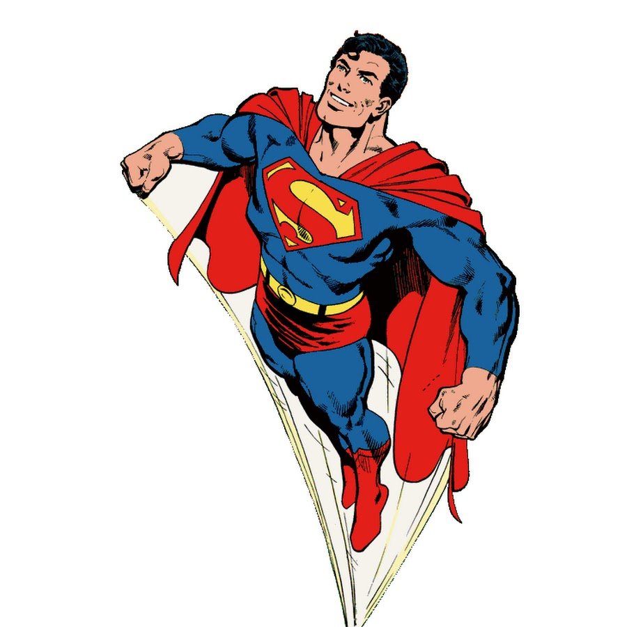 открытка супермен шаблон всего именно