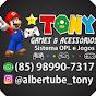 AlberTub3 Tony