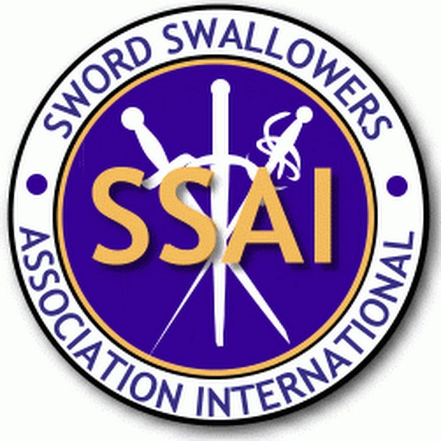 Sword Swallowers Association International YouTube