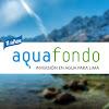 Aquafondo Fondo de Agua para Lima y Callao