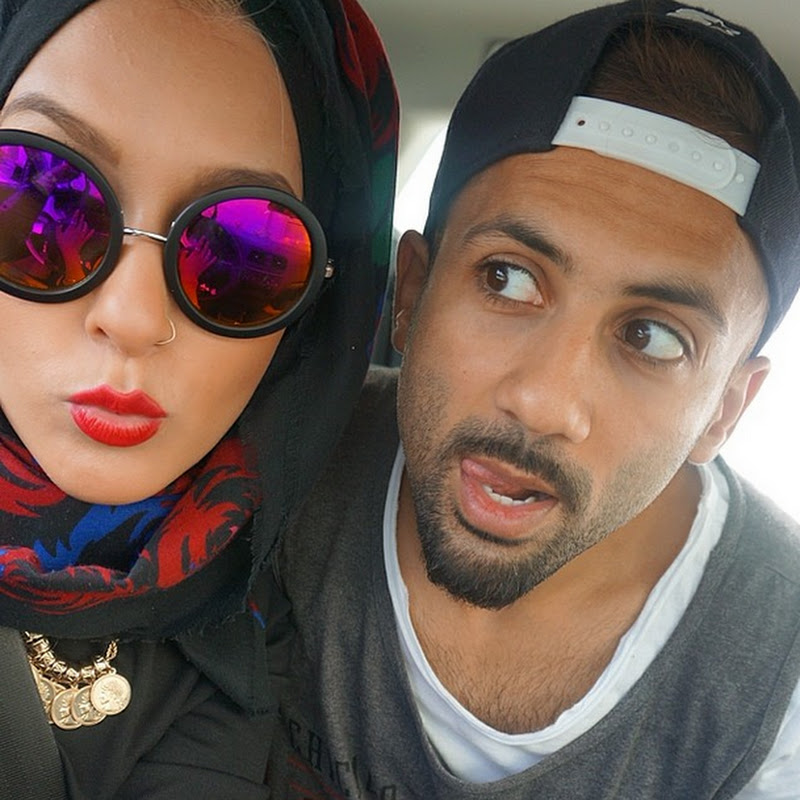 Sid and Dina Photo