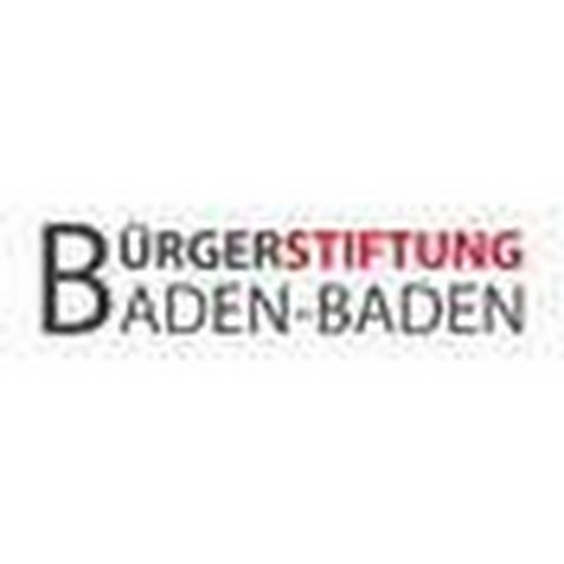 Bürgerstiftung Baden-Baden