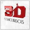 3D CONCURSOS