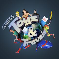 Comics, Toys & Travels