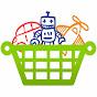Корзина Игрушек / Basket Of Toys