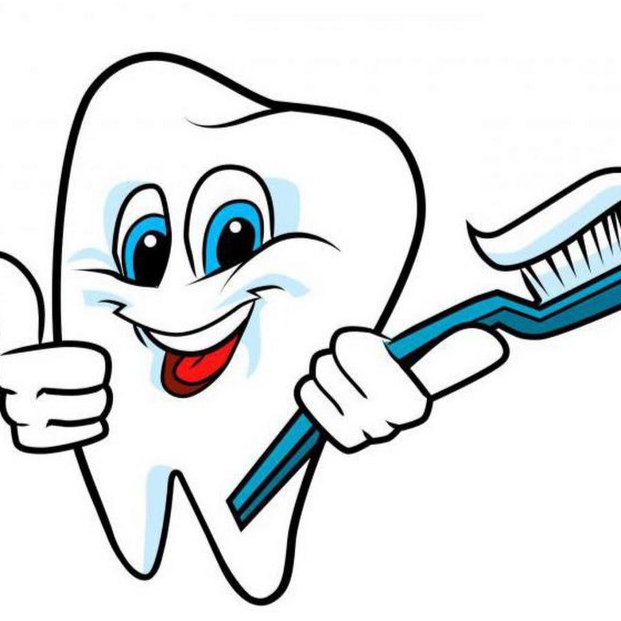 Веселые картинки зубов