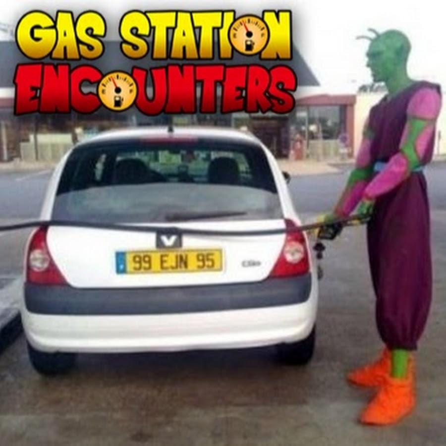 Gas Station Encounters
