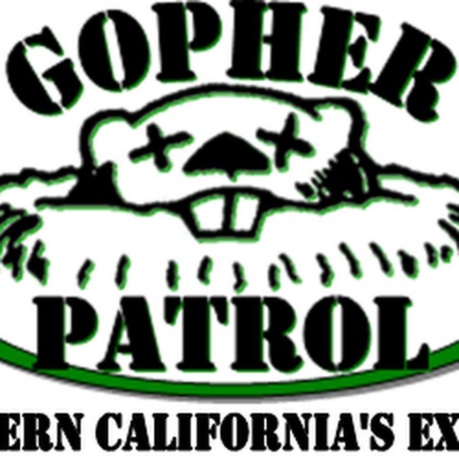 Gopher Patrol Gopher Control Youtube