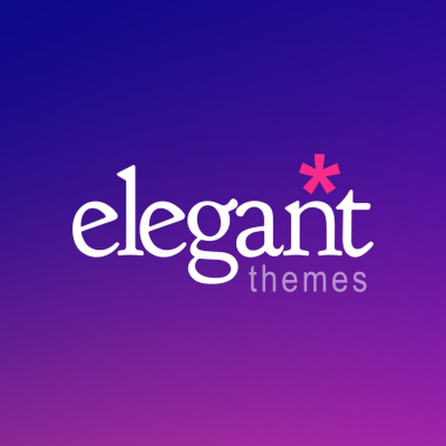 Elegant Themes - YouTube