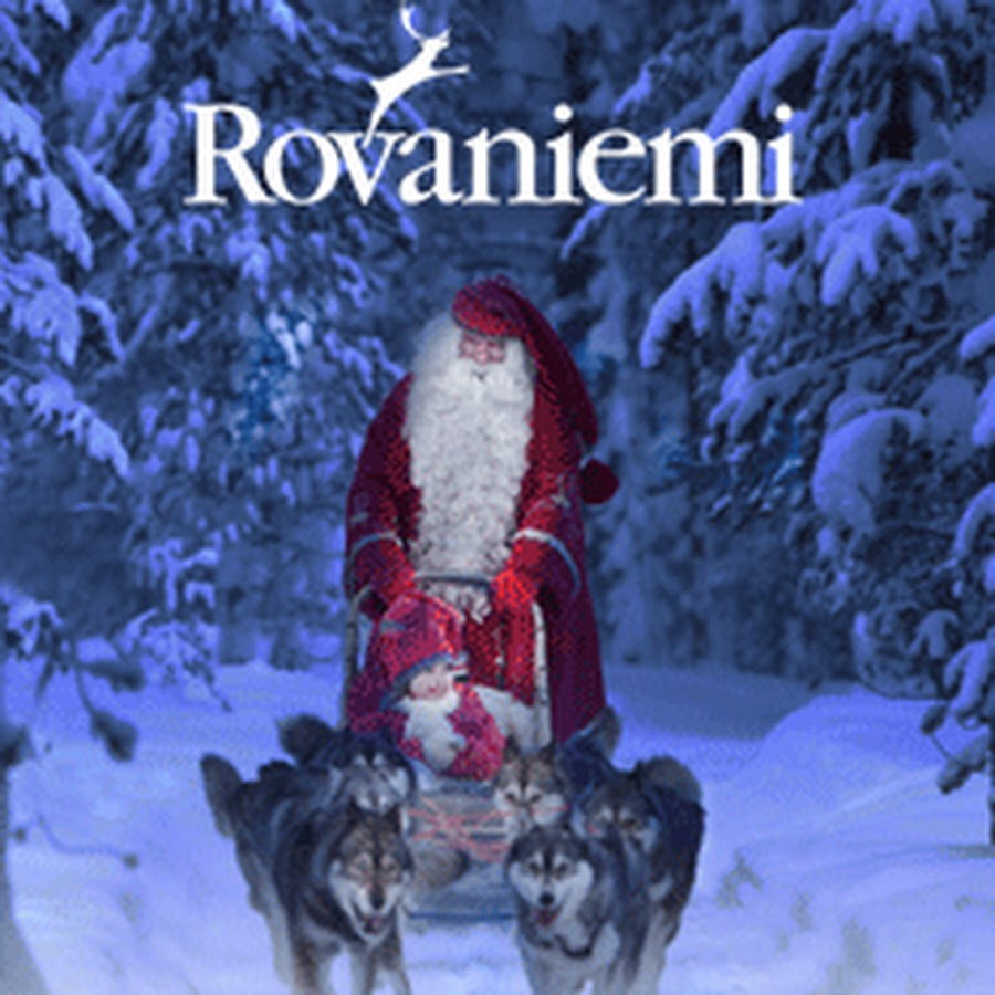 big sale edefc d810a Visit Rovaniemi - YouTube