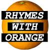 Rhymes with Orange | Spoken word poetry