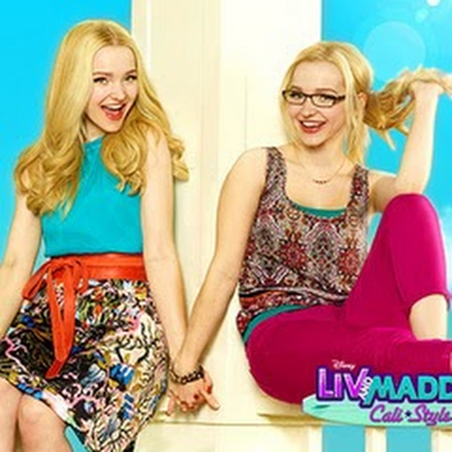 Liv And Maddie - Topic - YouTube