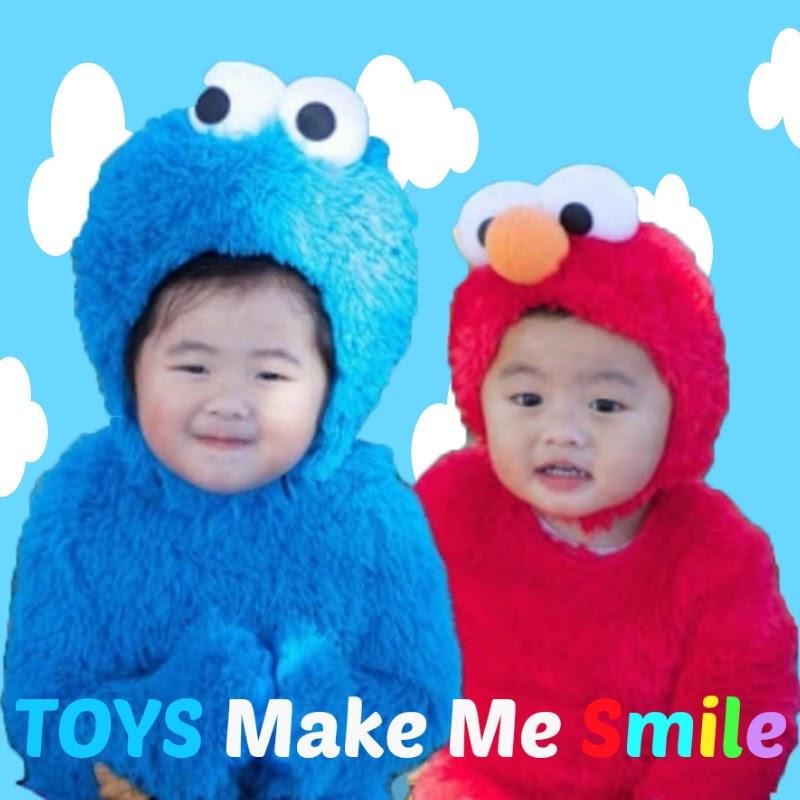 Toys Make Me Smile