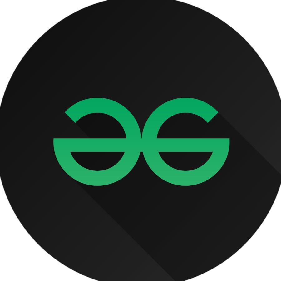 GeeksforGeeks - YouTube