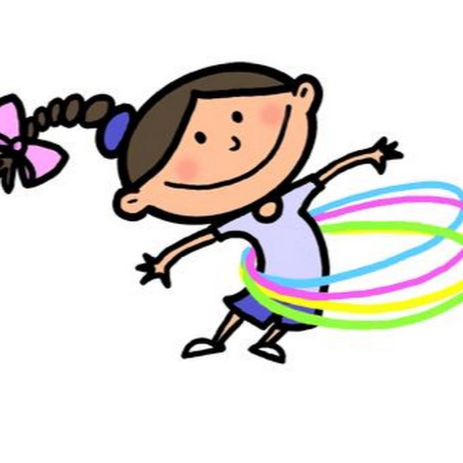 Зарядка картинки для детей анимация