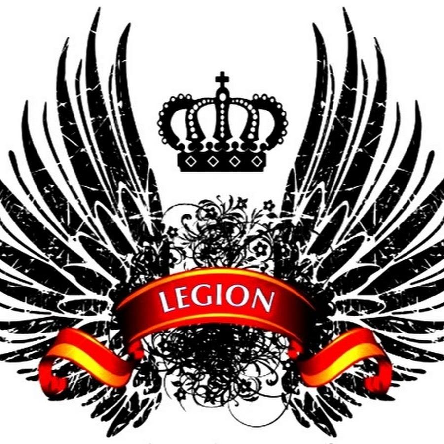 Для голосования, картинка с надписью легион