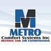 Metro Comfort Systems Heating and Air Conditioning