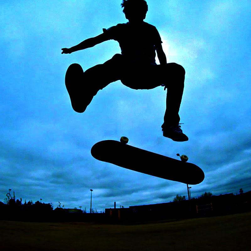 Braille Skateboarding Photo