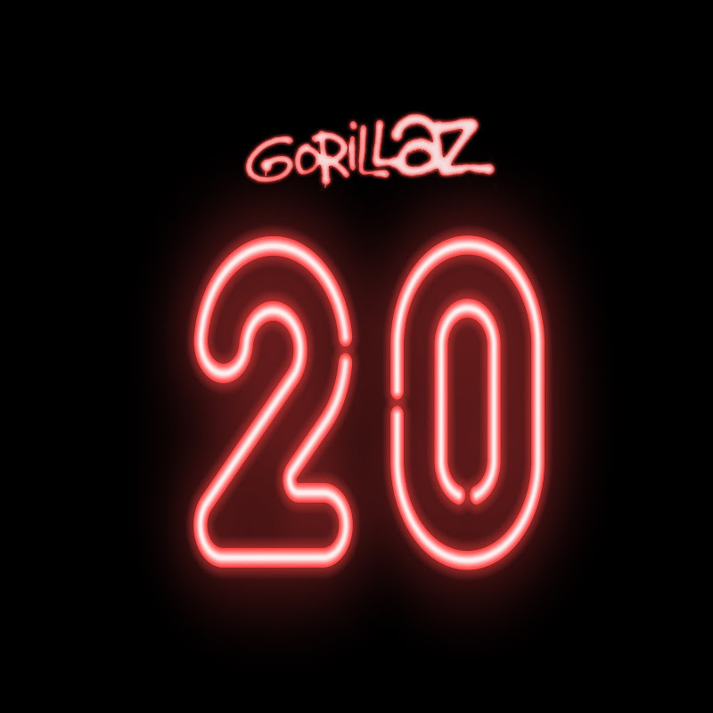 Gorillaz YouTube channel image
