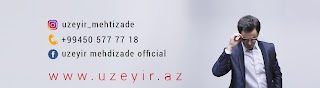 Uzeyir Mehdizade Official