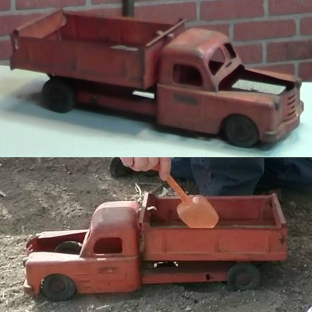 Viewing a thread - Another Toy restoration, Structo Dump