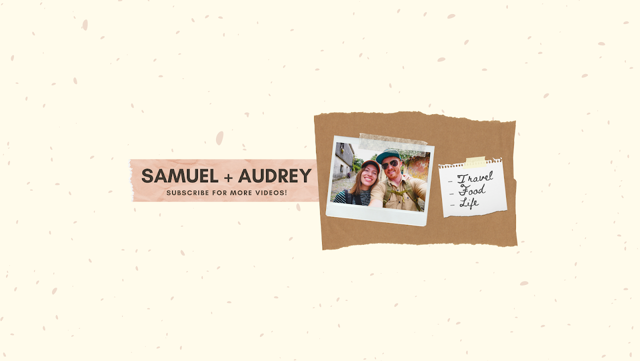 Samuel and Audrey
