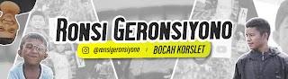 Ronsi Geronsiyono