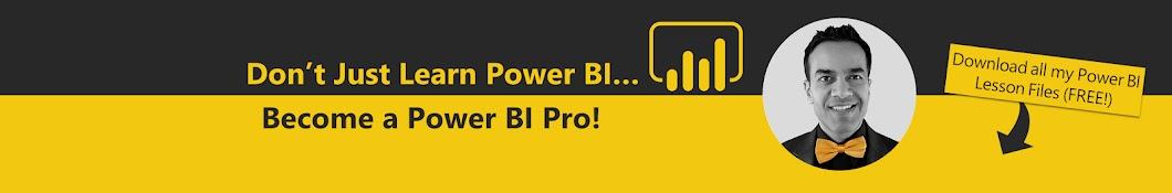 Avi Singh - PowerBIPro Banner