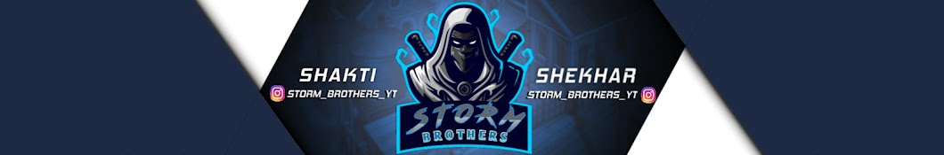 STORM BROTHERS Banner