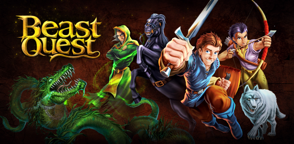 beast quest apk download for android  miniclip