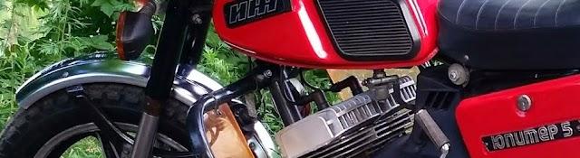 Мотоциклы Времен Ссср