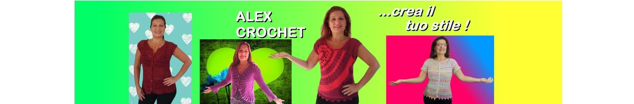 Alex Crochet Uncinetto Moderno Di Alex New Life Tv