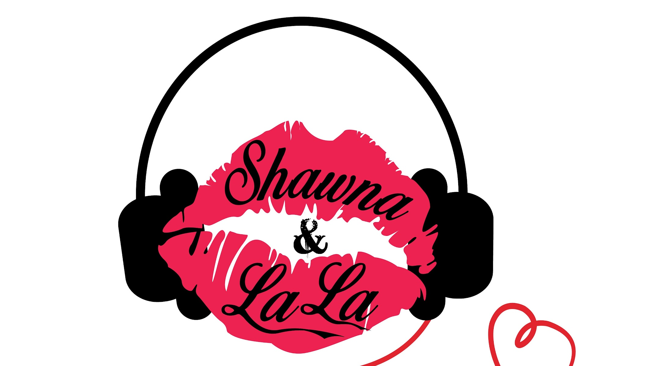 Shawna and LaLa On The Radio