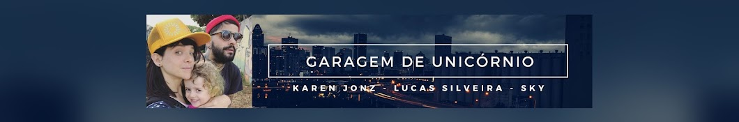 Garagem de Unicórnio YouTube channel avatar