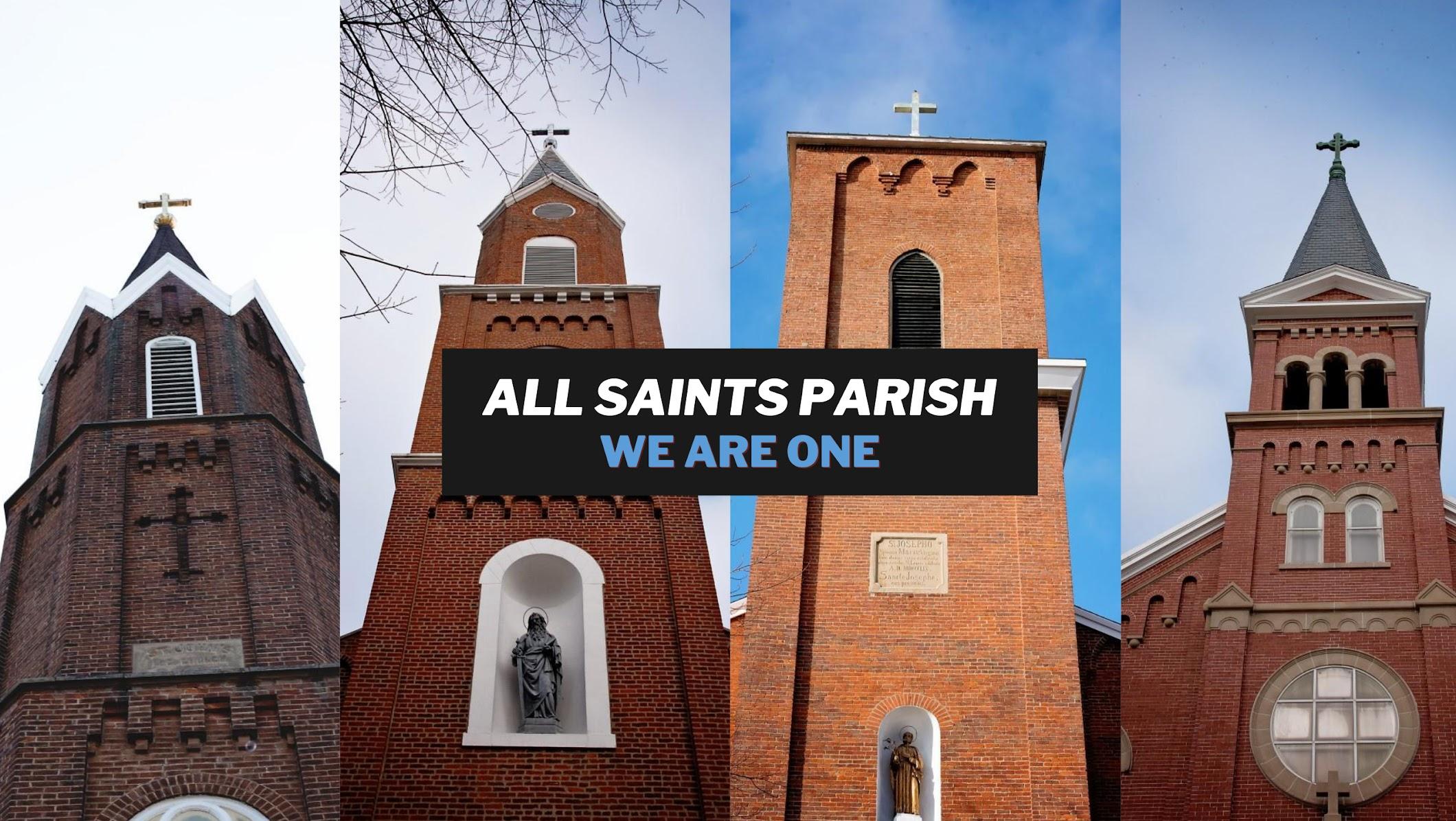 All Saints Parish - Sunday Homilies