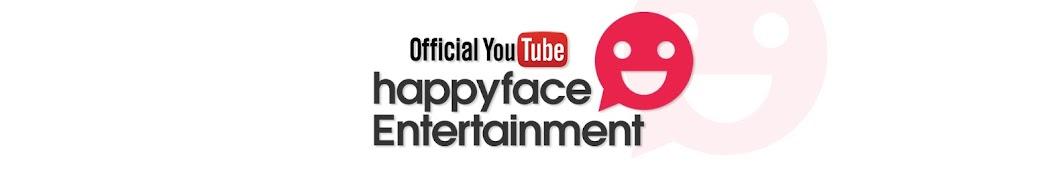 Happyface entertainment Banner