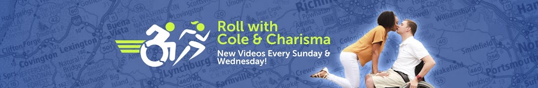 Roll with Cole & Charisma Banner