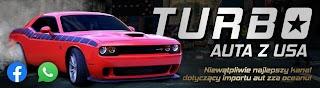 TURBO - Auta z USA Import