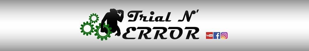 Trial N' ERROR Banner
