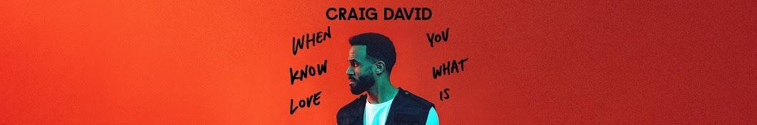 CraigDavidVEVO Banner