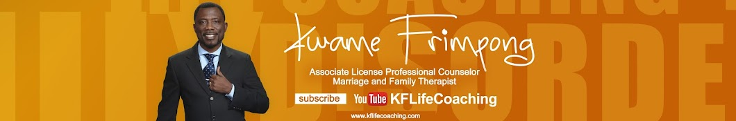 KF LIFECOACHING Banner